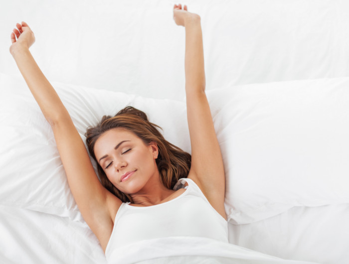 6. Het contact met uw matras