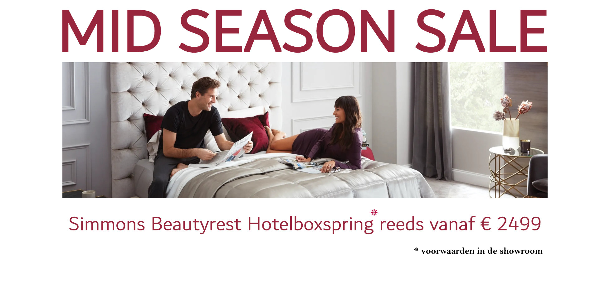 Mid Season Sale Beautyrest Hotelboxspring